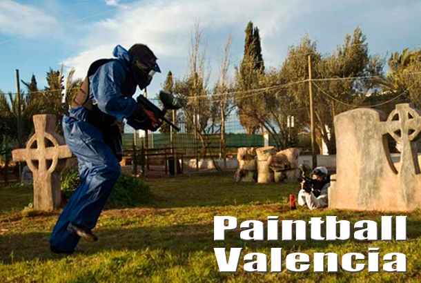 Paintball Valencia
